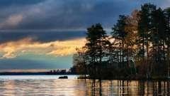 Вуокса - озеро ленінградської області