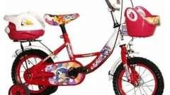 Вибираємо чотириколісний велосипед для дитини