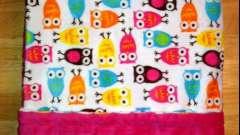 Вибираємо дитяче ковдру: розмір і наповнювач