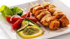 Вибираємо кращий рецепт шашликів з риби