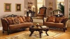 Вибираємо меблі для вітальні. Класика завжди в моді
