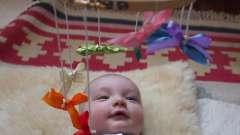 Вибираємо мобіль для новонароджених
