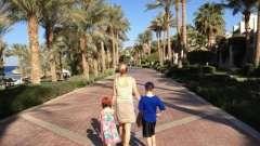 Вибираємо готелі єгипту для відпочинку з дітьми