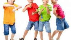 Завдання для дітей 5, 4 років різного виду