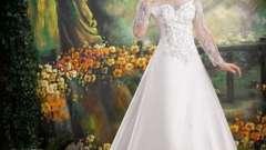 Закрите весільна сукня: витончений смак або пуританські традиції?