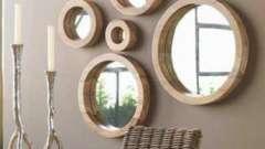 Дзеркала декоративні. Декоративні дзеркала в інтер`єрі