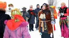 Зимові святки що таке? Як проводилися зимові святки?