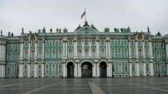 Зимовий палац, головний будинок музею ермітаж