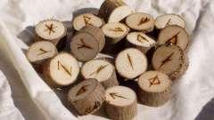 Значення рунічних символів при ворожінні