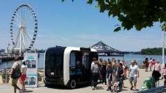 """Знайомтеся з """"оллі"""", першим мікроавтобусом, надрукованим на 3d-принтері"""