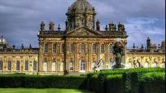 Знамениті замки англії